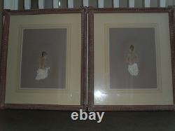 2x matching kay boyce original pictures reduced. Make an offer