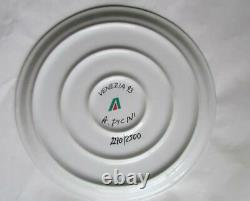 Andrea Picini Italy Picture Plate Of Work