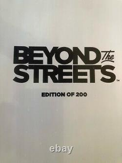 BEYOND THE STREETS- Roger Gastman Don't Draw Dirty Pictures Skate Deck