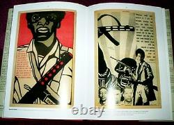 Black Panther Party Rare Emory Douglas Art Drawings Pictures Hc 1st Ed Dj Book