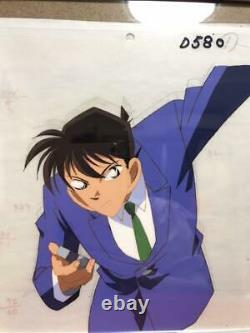 Case Closed The Time Bombed Skyscraper Cel picture & video set From Japan F/S