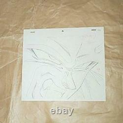 Dragon Ball Piccolo Cel picture Celluloid from Japan free shipping