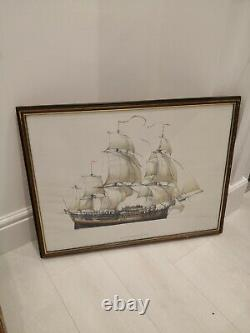 H. M. Bark Endeavour Picture Artist Help Required