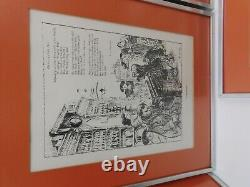 Heinrich Zille 5 Pictures U. A. Berliner Beach Life 1912 And Other