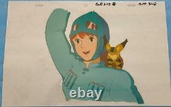 Nausica of the Valley of the Wind Cel picture Set 1985 Hayao Miyazaki From Japan