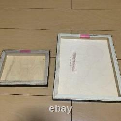 PUTS Original Picture 2 sets Mint Condition Free Shipping from JAPAN