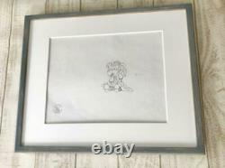 Snoopy Come Home Original picture 1972 with certification From Japan F/S