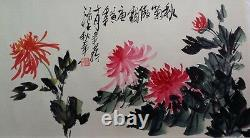Traditional Chinese Painting Picture Hand writing art craft drawing