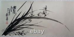 Traditional Chinese Painting Picture Hand writing paper art craft drawing