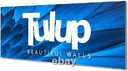 Tulup Acrylic Print 140x70 Wall Art Picture Jesus drawing people