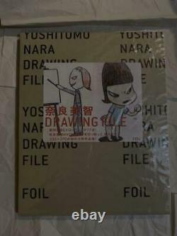 Yoshitomo Nara Drawing File World collection Art Picture Book from Japan NEW