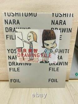 Yoshitomo Nara Drawing File World collection Art Picture Book from Japan NEW B