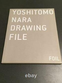 Yoshitomo Nara Drawing File World collection Art Picture Book from Japan USED